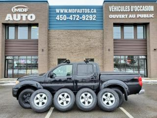 Used 2013 Nissan Frontier VENDU for sale in St-Eustache, QC