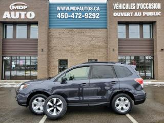 Used 2017 Subaru Forester Familiale CVT 5 portes 2.5i Touring for sale in St-Eustache, QC