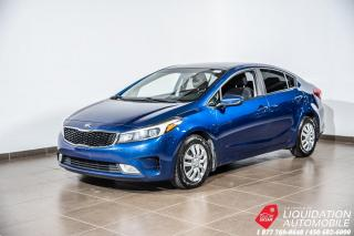 Used 2017 Kia Forte LX+APPLE CARPLAY+CAM/RECUL+SIEG/CHAUFF+GR.ELECT for sale in Laval, QC