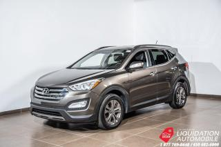 Used 2014 Hyundai Santa Fe Sport Premium SPORT+MAGS+VOLANTS/SIEG CHAUFFANTS for sale in Laval, QC