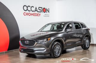 Used 2017 Mazda CX-5 GX AWD+MAGS+CAM/RECUL+REG DE VITESSE for sale in Laval, QC