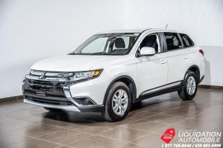 Used 2016 Mitsubishi Outlander ES+MAGS+AWD+GR.ELECTR+BLUETHOOTH for sale in Laval, QC
