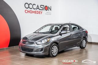 Used 2013 Hyundai Accent L for sale in Laval, QC