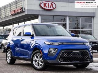 Used 2020 Kia Soul EX for sale in Markham, ON