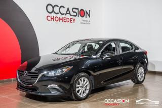 Used 2016 Mazda MAZDA3 GS+SIEG/CHAUFF+CAM/RECUL+MAGS for sale in Laval, QC