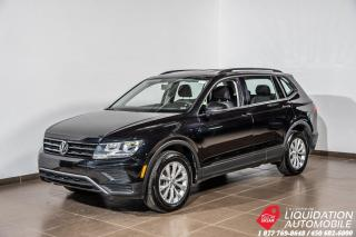Used 2019 Volkswagen Tiguan Trendline+CAM/RECUL+BLUETHOOTH+MAGS+GR.ELECT for sale in Laval, QC