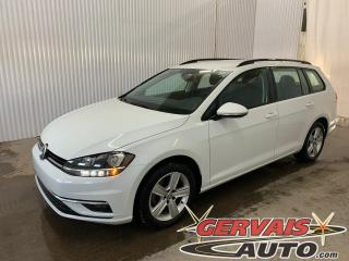Used 2019 Volkswagen Golf Sportwagen 4MOTION AWD Mags Caméra A/C Bluetooth for sale in Trois-Rivières, QC
