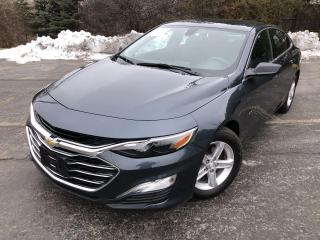 Used 2020 Chevrolet Malibu LS for sale in Cayuga, ON