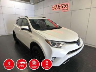 Used 2017 Toyota RAV4 XLE Hybrid MAGS TOIT for sale in Québec, QC