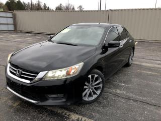 Used 2015 Honda Accord Touring for sale in Cayuga, ON