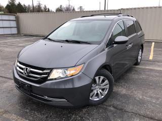 Used 2017 Honda Odyssey EX for sale in Cayuga, ON