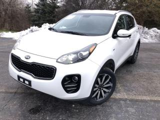Used 2017 Kia Sportage EX AWD for sale in Cayuga, ON