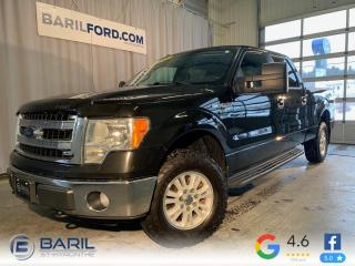 Used 2013 Ford F-150 Cab SuperCrew 4RM 157 po XLT for sale in St-Hyacinthe, QC
