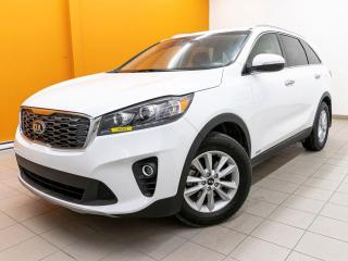 Used 2019 Kia Sorento EX AWD 7 PLACES SIÈGES / VOLANT CHAUFFANT *CUIR* for sale in St-Jérôme, QC