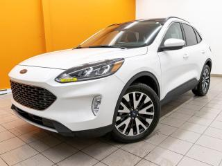 Used 2020 Ford Escape SEL 2.0L AWD *CO-PILOT 360* TOIT PANO *NAVI* PROMO for sale in St-Jérôme, QC