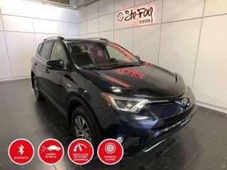 Used 2018 Toyota RAV4 XLE Hybrid MAGS TOIT for sale in Québec, QC