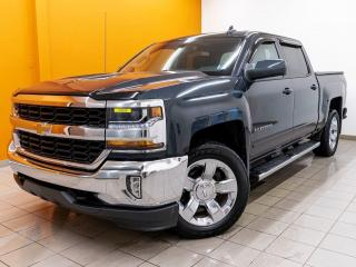Used 2018 Chevrolet Silverado 1500 LT CREW 4X4 E-ASSIST *TRUE NORTH* GR REMORQ *PROMO for sale in St-Jérôme, QC