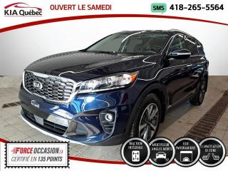 Used 2020 Kia Sorento ** EX ** V6 * AWD* TOIT PANO * CUIR * VO for sale in Québec, QC