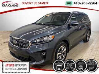 Used 2020 Kia Sorento EX* V6* AWD* TOIT PANO* CUIR* CARPLAY* for sale in Québec, QC
