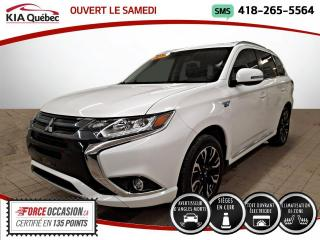 Used 2018 Mitsubishi Outlander Phev SE* TOURING* S- AWC* TOIT* CUIR* for sale in Québec, QC