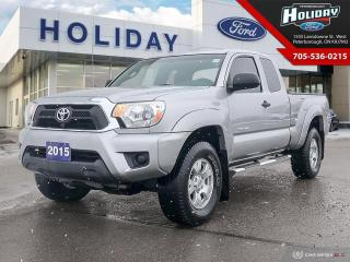 Used 2015 Toyota Tacoma for sale in Peterborough, ON
