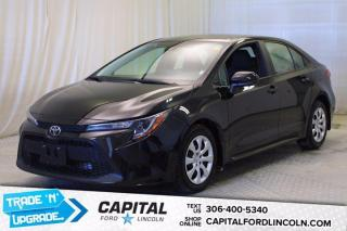 Used 2020 Toyota Corolla LE for sale in Regina, SK