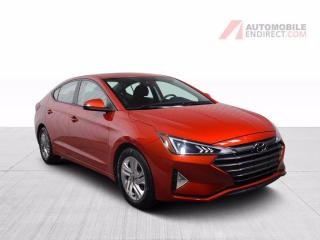 Used 2019 Hyundai Elantra GLS A/C MAGS TOIT CAMERA DE RECUL for sale in St-Hubert, QC
