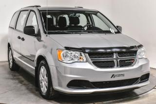 Used 2016 Dodge Grand Caravan SE A/C BLUETOOTH 7 PASSAGERS for sale in St-Hubert, QC