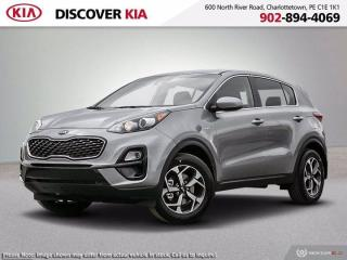New 2021 Kia Sportage LX for sale in Charlottetown, PE