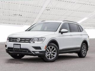 New 2021 Volkswagen Tiguan COMFORTLINE for sale in Hebbville, NS