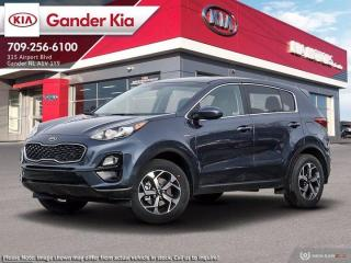 New 2021 Kia Sportage LX for sale in Gander, NL