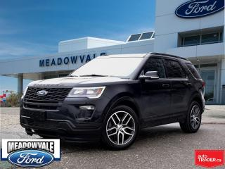 Used 2019 Ford Explorer SPORT for sale in Mississauga, ON