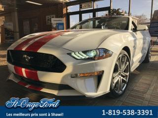 Used 2018 Ford Mustang GT Premium for sale in Shawinigan, QC