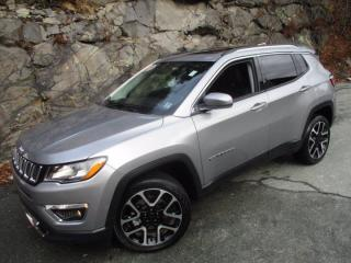 Used 2020 Jeep Compass LIMITED for sale in Halifax, NS