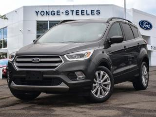 Used 2019 Ford Escape SEL for sale in Thornhill, ON