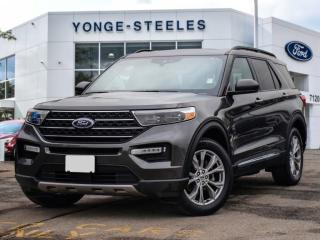 Used 2020 Ford Explorer XLT for sale in Thornhill, ON