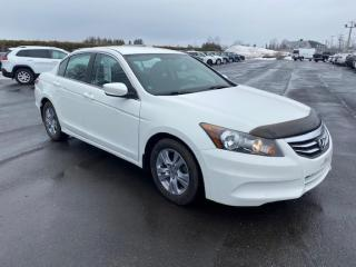 Used 2011 Honda Accord SE for sale in Pintendre, QC
