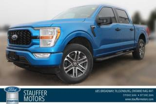 New 2021 Ford F-150 XL for sale in Tillsonburg, ON