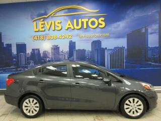 Used 2014 Kia Rio EX AUTOMATIQUE AIR CLIMATISE 79 900KM TO for sale in Lévis, QC