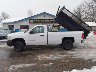 Used 2009 Chevrolet Silverado 1500 WORK TRUCK LONG BOX for sale in Madoc, ON