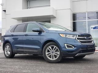 Used 2018 Ford Edge SEL for sale in Kingston, ON