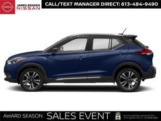 New 2020 Nissan Kicks SR for sale in Kingston, ON