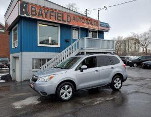 Used 2015 Subaru Forester i Convenience for sale in Barrie, ON