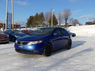 Used 2011 Kia Forte Berline 4 portes, boîte manuelle, EX for sale in St-Georges, QC