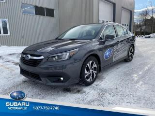 Used 2020 Subaru Legacy 2.5i AWD ** TOURING ** DÉMONSTRATEUR for sale in Victoriaville, QC