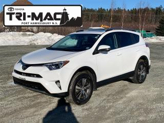 Used 2018 Toyota RAV4 AWD X BASE for sale in Port Hawkesbury, NS