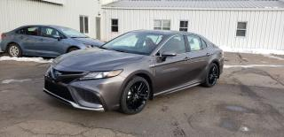 New 2021 Toyota Camry HYBRID XSE CAMRY HYBRID XSE for sale in Port Hawkesbury, NS