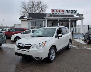 Used 2014 Subaru Forester i Touring for sale in Barrie, ON