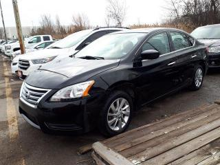 Used 2014 Nissan Sentra SV / Sunroof / Navi/ for sale in Pickering, ON