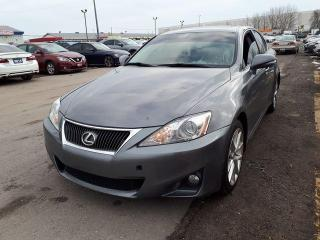 Used 2013 Lexus IS 250 AWD for sale in Pickering, ON